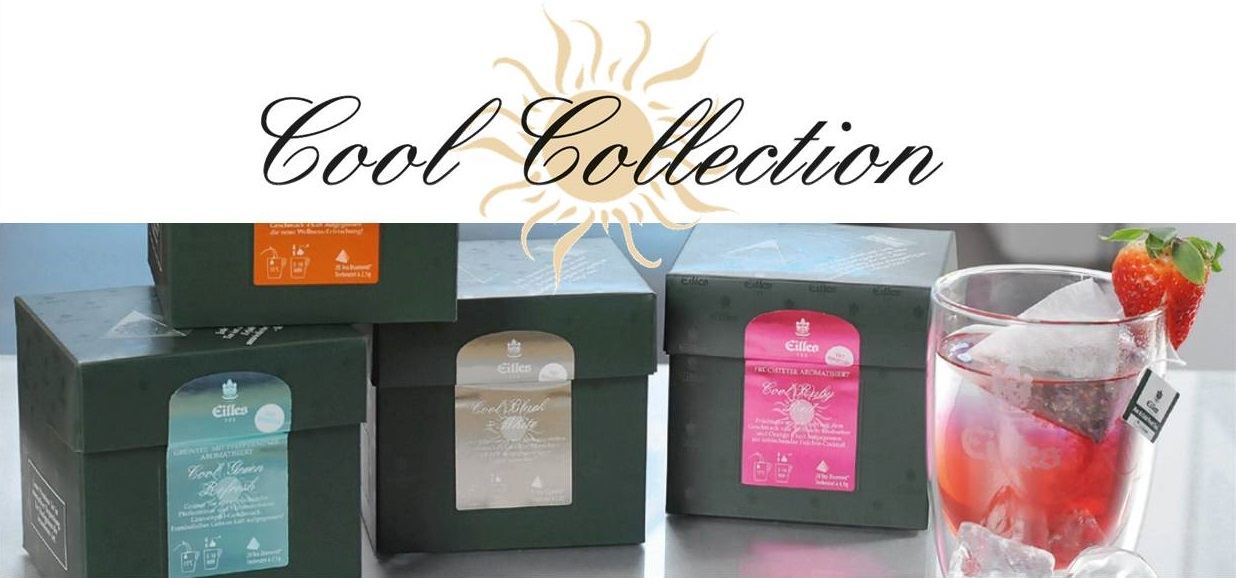 tea diamond cool collection