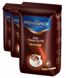 "2+1 MÖVENPICK of Switzerland ""Der Himmlische"" 500g zrno"