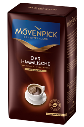 MÖVENPICK of Switzerland 500g mletá