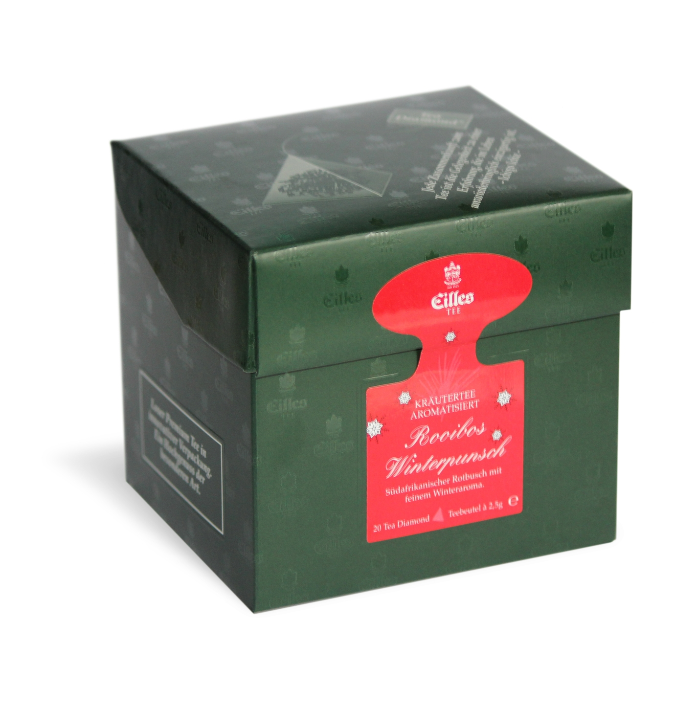 EILLES Tea Diamond Rooibos Winterpunsch