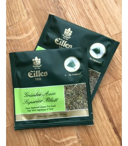 EILLES Tea Diamond Grüntee Asia Superior 50 ks
