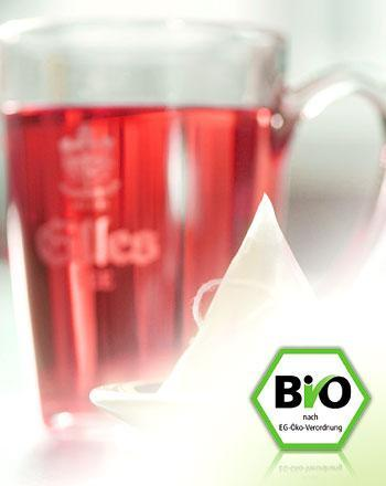 EILLES BIO Tea Diamond Natural Fruits Fairtrade 50 ks