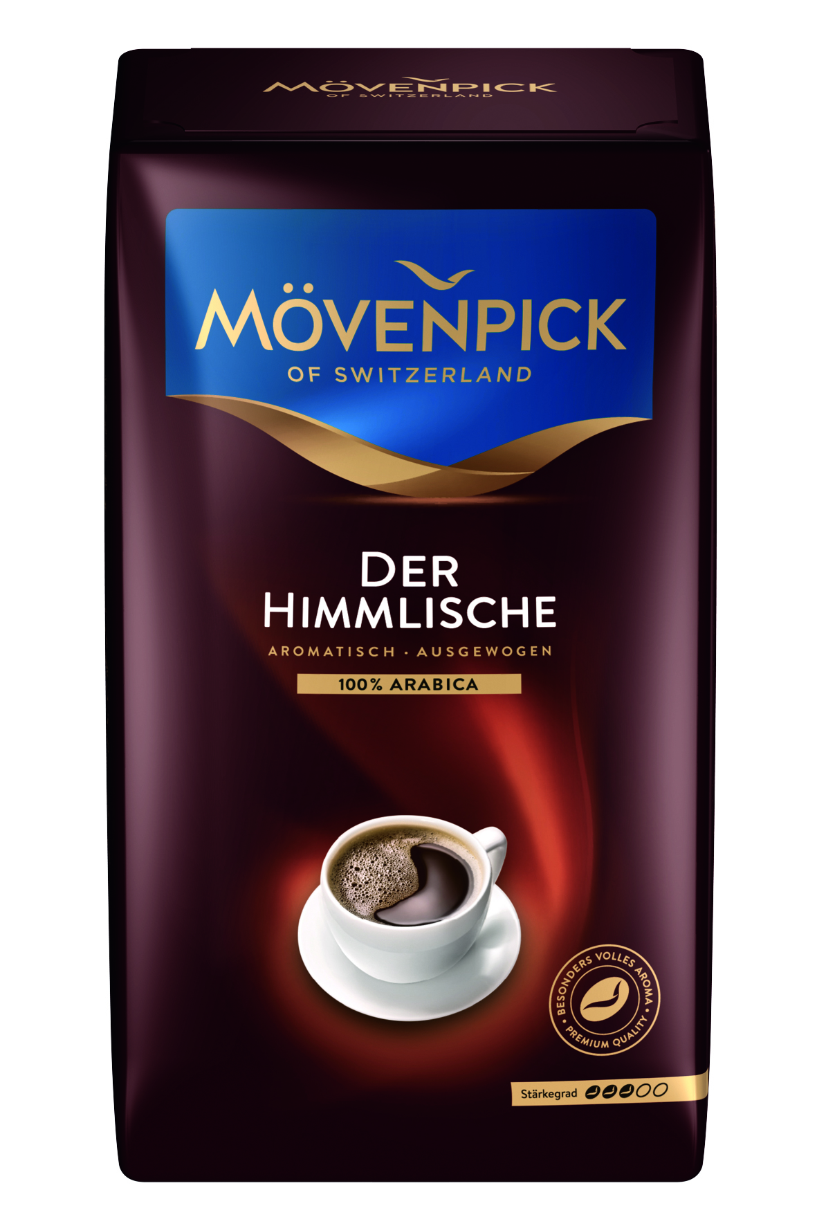 MÖVENPICK of Switzerland mletá 250g