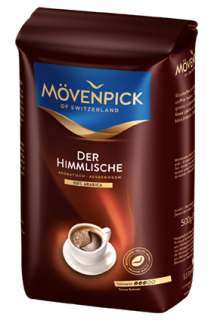 "MÖVENPICK of Switzerland ""Der Himmlische"" 500g zrno"