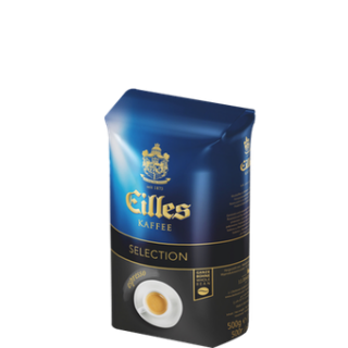 EILLES Kaffee SELECTION Espresso zrno 500g