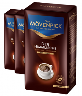 2+1 MÖVENPICK of Switzerland 500g mletá